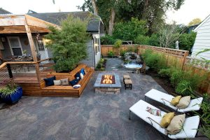 Outdoor Living Landscape