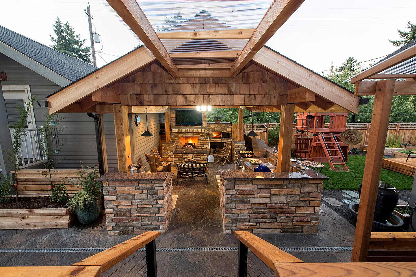 Dog Friendly Backyard Design