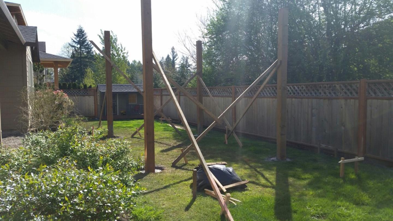 Small Backyard Gazebo