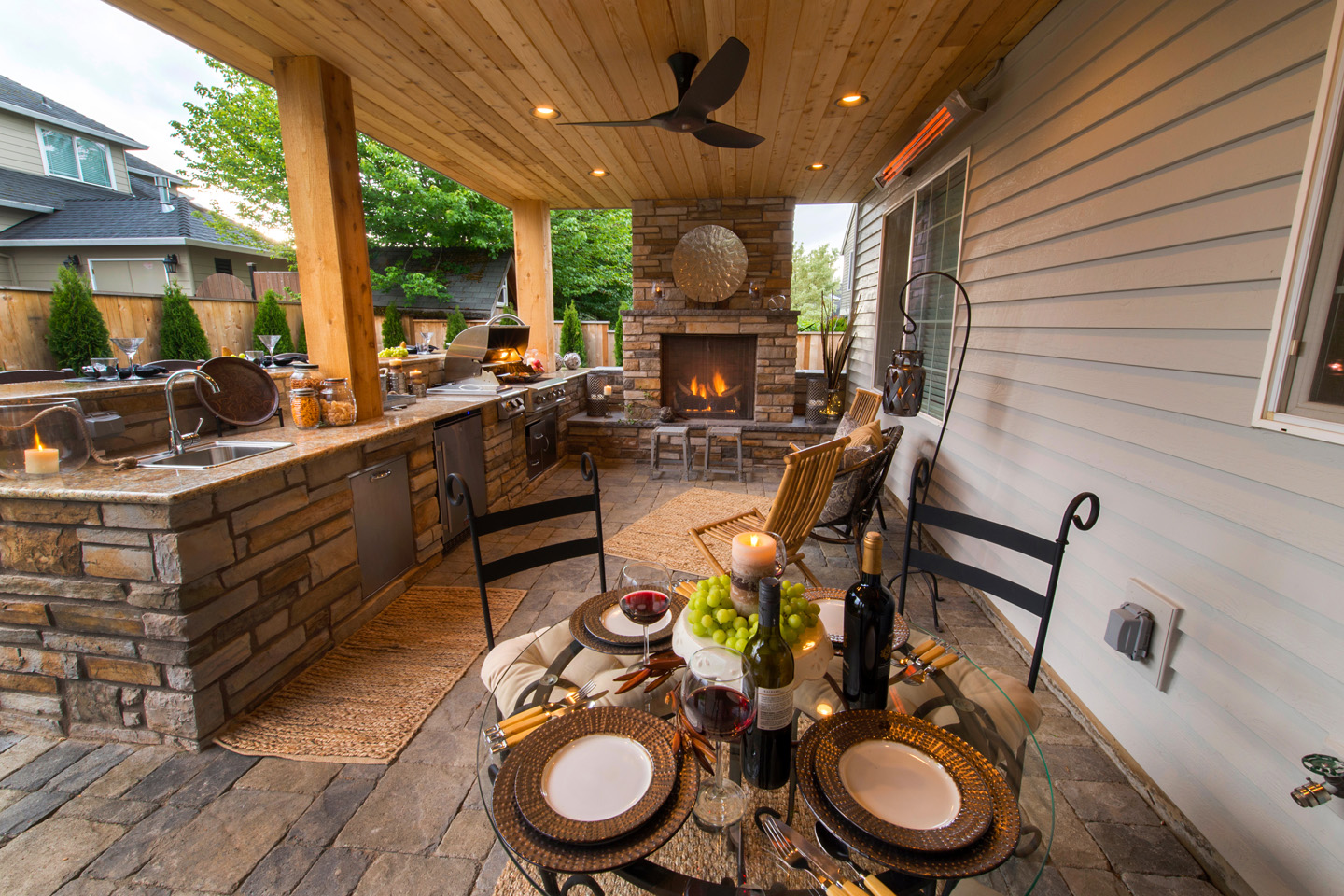 Four Seasons Outdoor Living - Paradise Restored Landscaping on 4 Seasons Outdoor Living id=71712