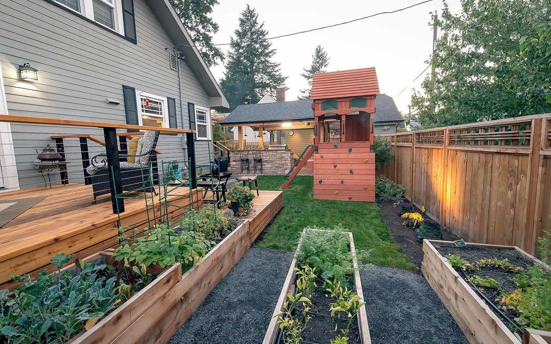 NE Portland Landscape