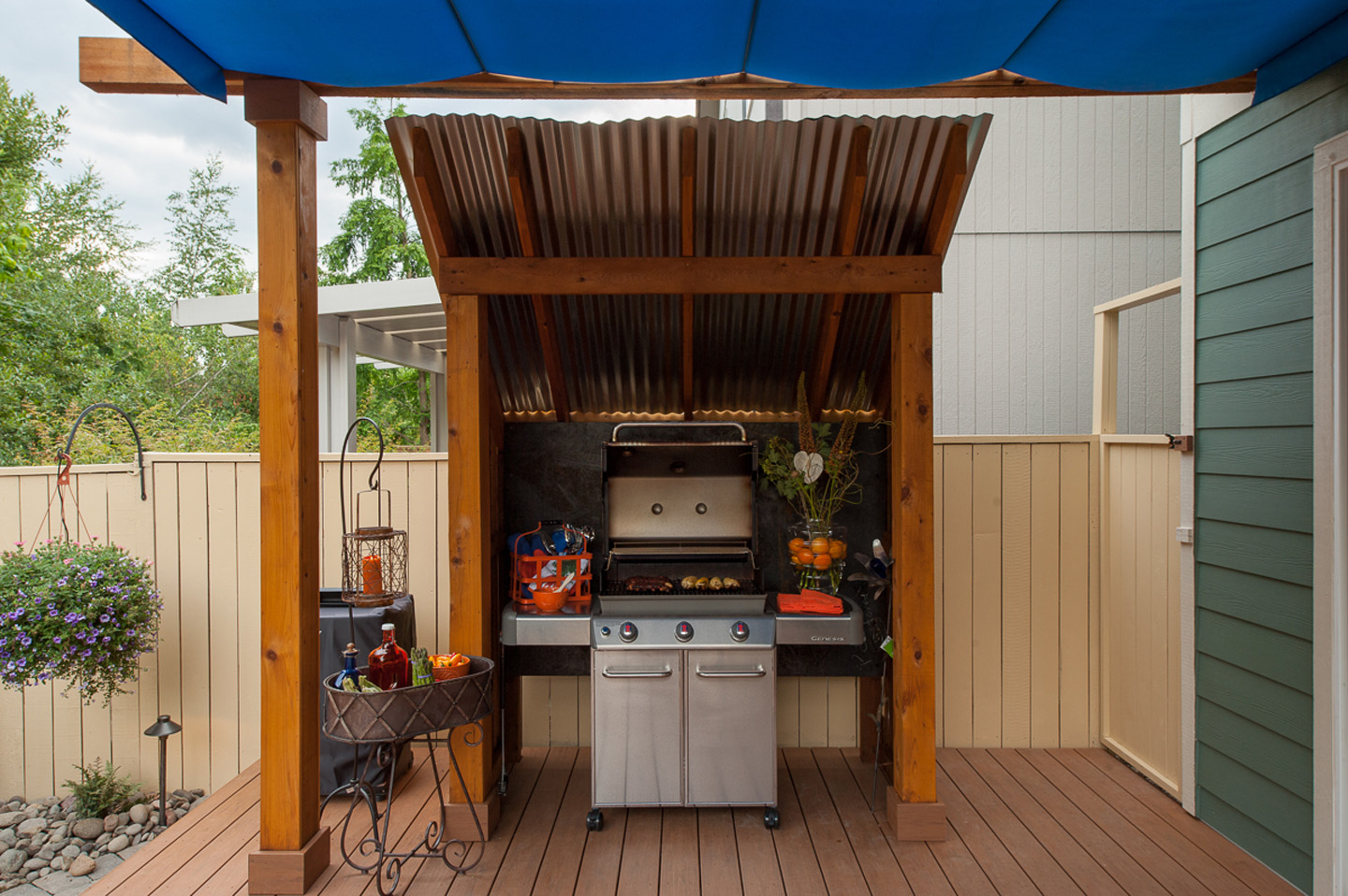 Lean To Patio Cover