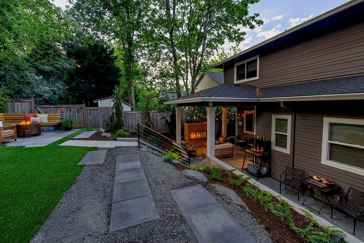 Landscaping A Sloped Backyard