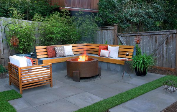 Wood Burning & Gas Fire Pits