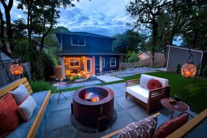 Landscaping A Sloped Backyard
