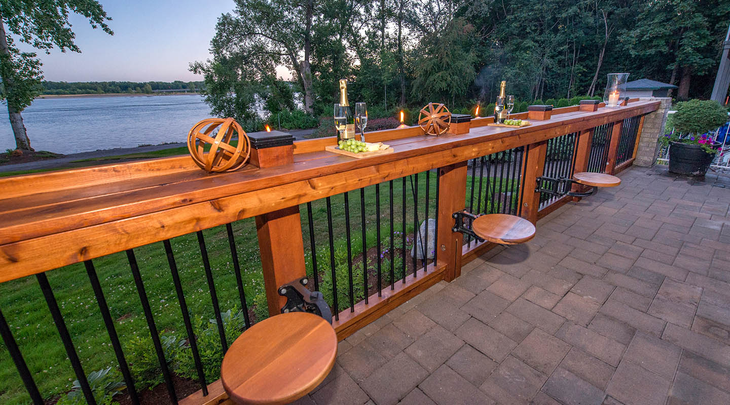 Outdoor Kitchen Bar