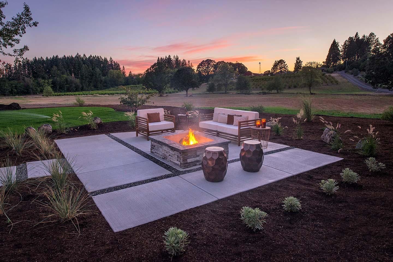 Contemporary Landscape Design Paradise Restored Landscaping