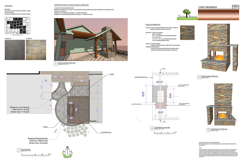 Outdoor Design Process