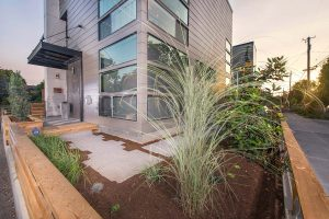 Concrete Pathways in Landscapes