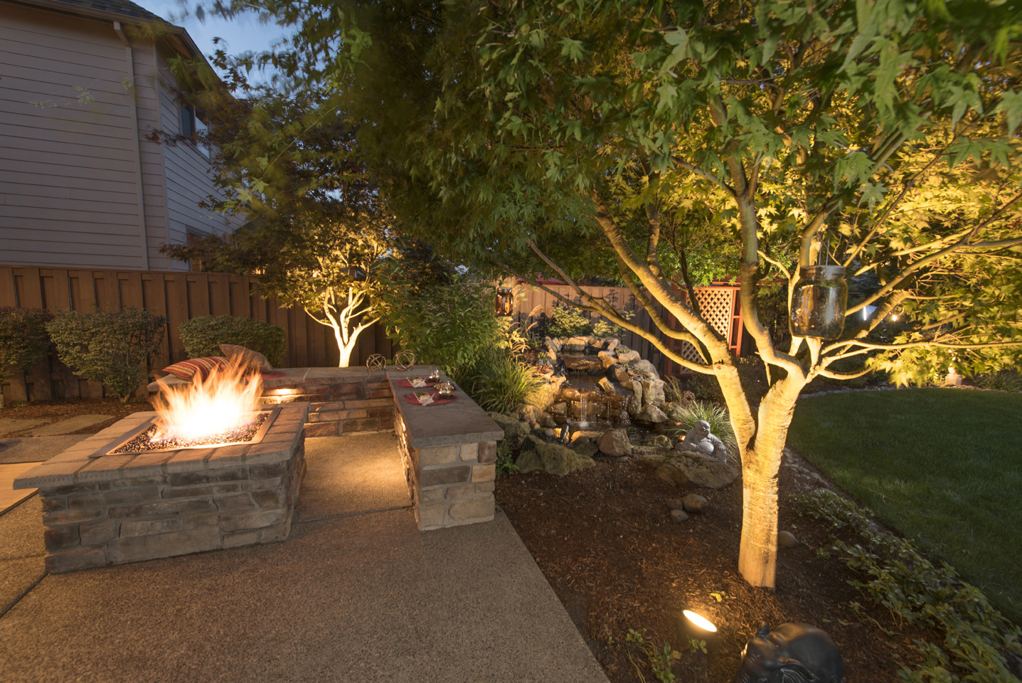 landscape design Portland, Oregon