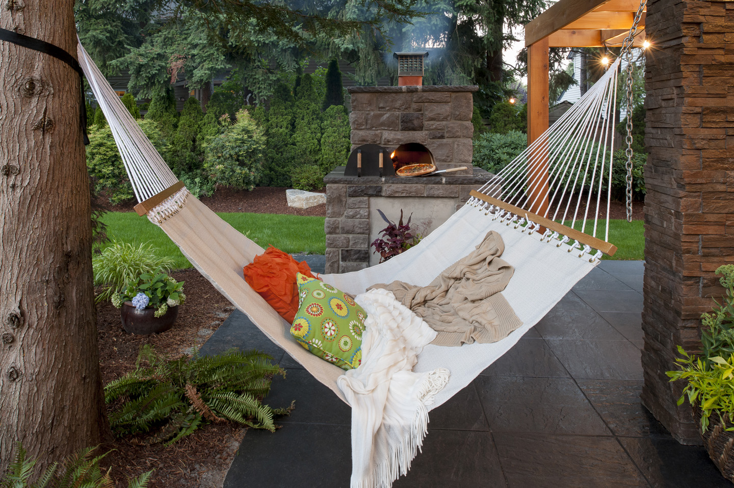 hammock photo - Washington Landscape