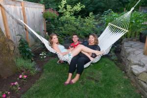 hammock photo - Pool Party