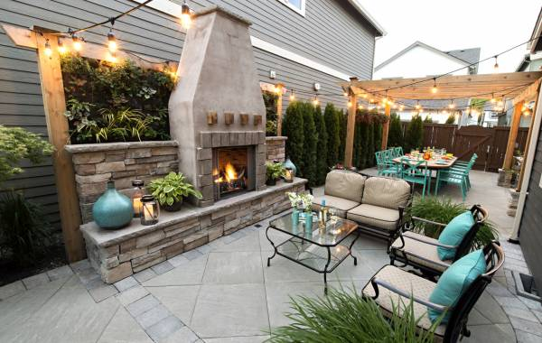 Living Wall in landscape design