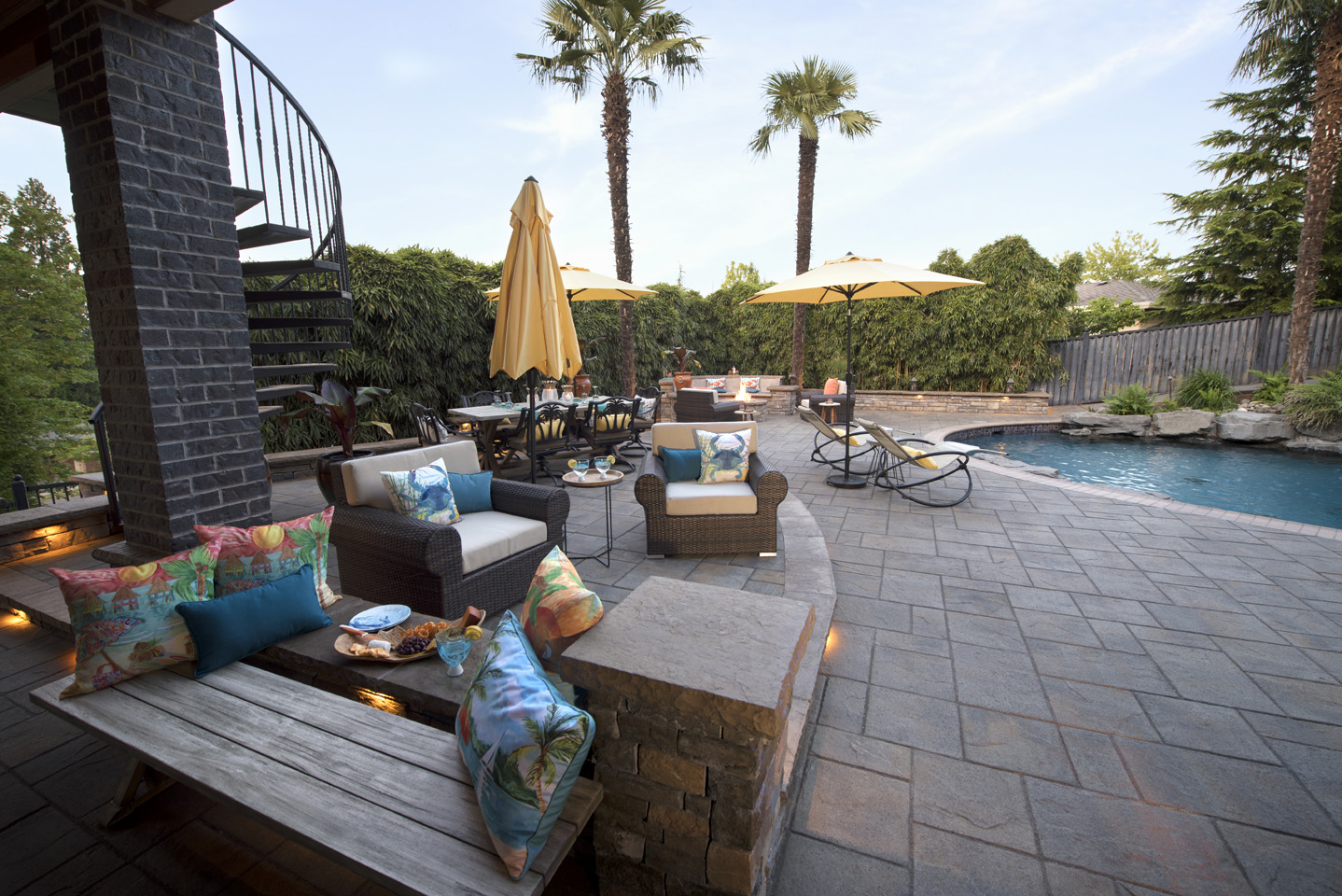 Poolscape Landscape Design