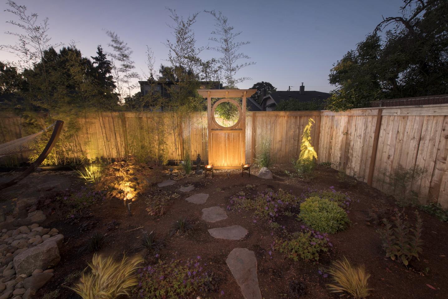 Minimalist Garden Landscape