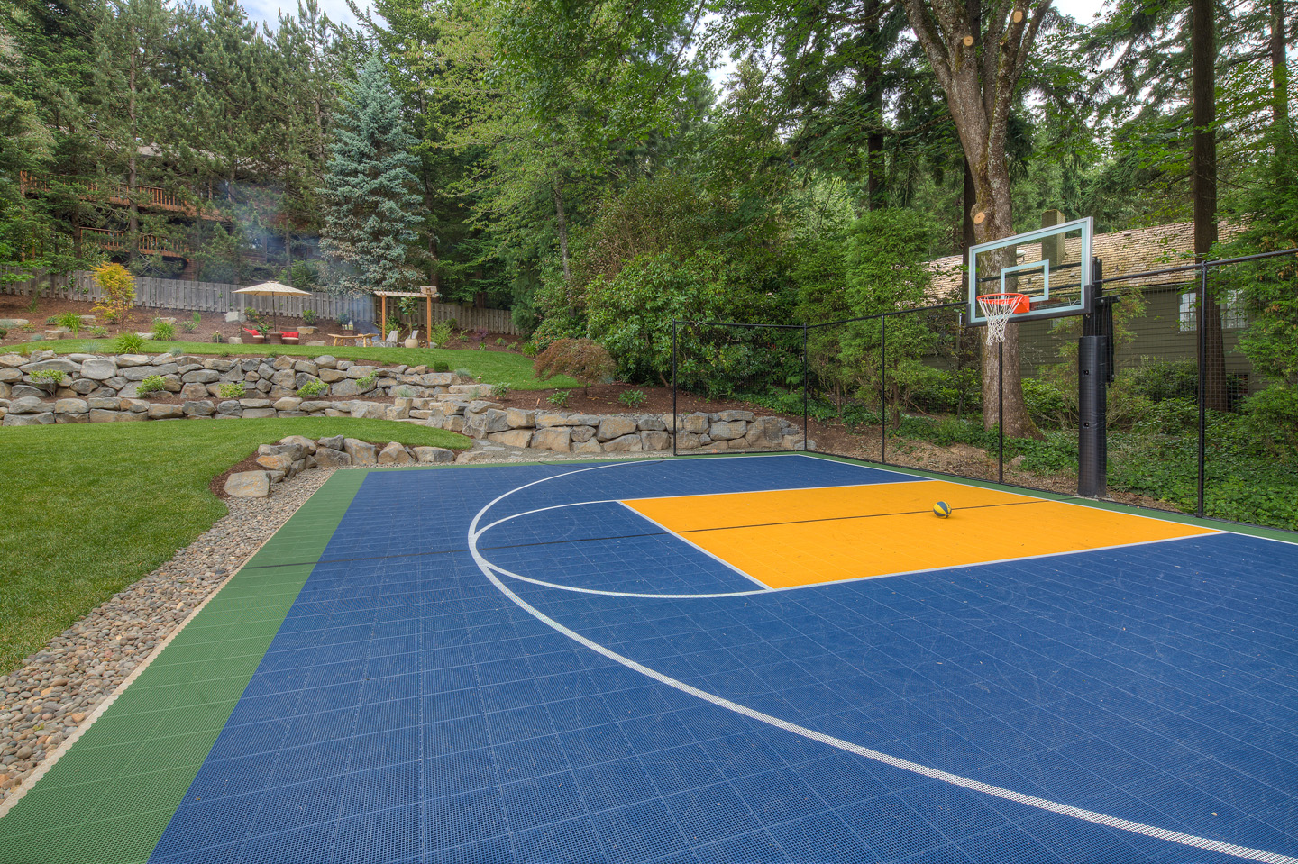 Backyard Sports Court