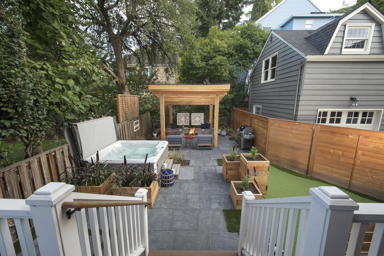 Raised Garden Beds in Landscapes