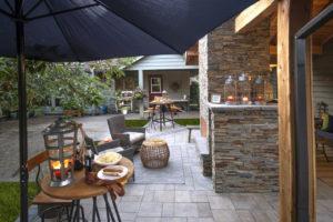 Backyard spots to go to