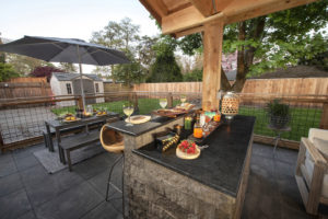 Backyard Destinations in Landscape Design