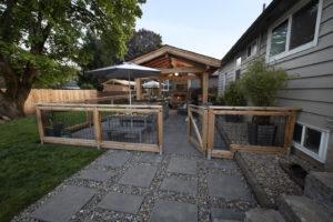 Backyard Destinations in Landscape Design