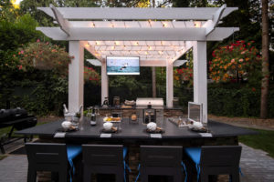 Backyard Destination spots in Landscape Design