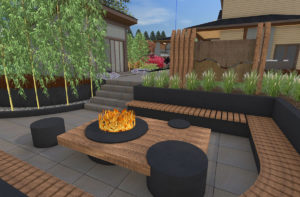 Backyard Design Plan