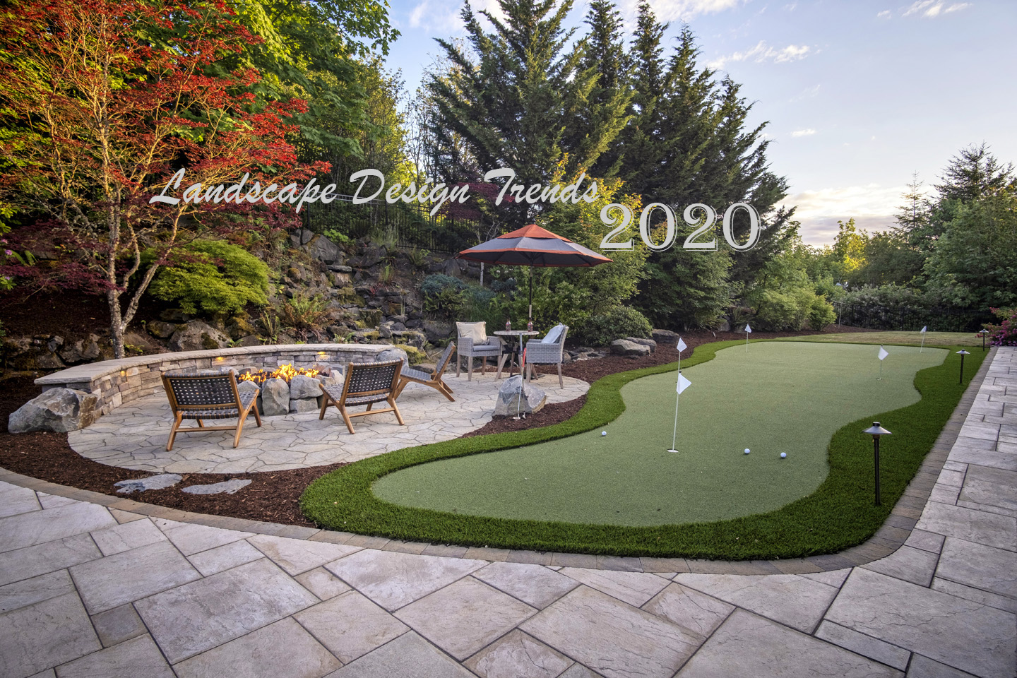 Landscape Design Trends In 2020 Paradise Restored Landscaping