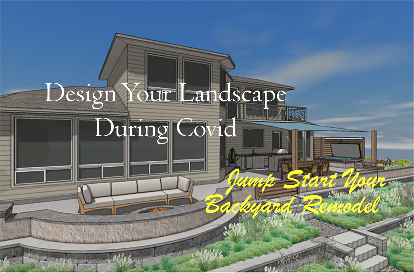 Design Your Landscape During Covid Paradise Red Landscaping