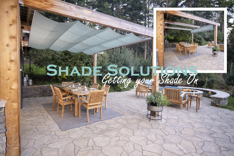 Backyard Shade Paradise Restored Landscaping